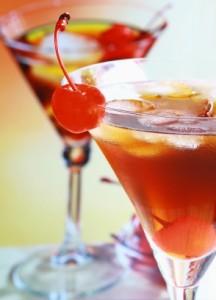 Nashi Cocktail